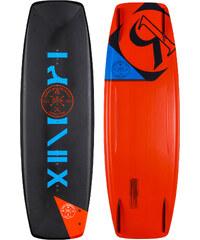 Ronix District Park 138 wakeboard matte metallic black