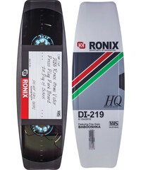 """Ronix Press Play Atr """"S"""" 141 wakeboard vhs tape"""