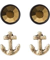 Icon Brand Ohrringe goldcoloured