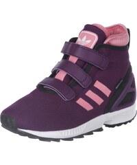 adidas Zx Flux Winter Cf K W chaussures merlot/pink/white