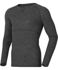 Odlo Crew Neck Revolution Tw Warm T-shirt manches longues black melange