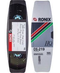 "Ronix Press Play Atr ""S"" 146 wakeboard vhs tape"