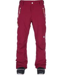 Clwr Sharp pantalons burgundy