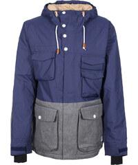 Clwr Shelter veste de snowboard patriot blue