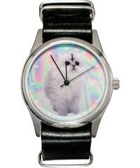 Cheapo Cat Uhr
