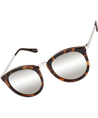 Le Specs No Smirking Sonnenbrille tortoise/silver