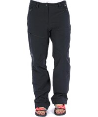 Jack Wolfskin Activate W pantalon softshell black