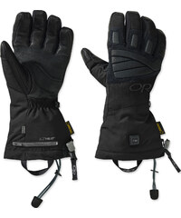 Outdoor Research Lucent Heated Wintersporthandschuhe black