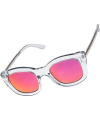 Le Specs Runaways Luxe Sonnenbrille ash/pink