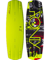 "Ronix One Atr ""S"" wakeboard matte nuclear yellow"