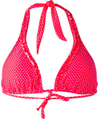 Billabong Surfside Skinny Halter W Bikinis Bikini red hot dots
