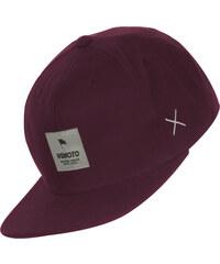 Wemoto Flag Caps Cap burgundy