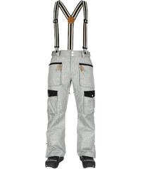 Clwr Brace pantalons grey melange