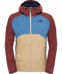 The North Face Stratos veste kahki/blue/house red