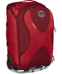Osprey Ozone 46 valise à roulettes hoodoo red