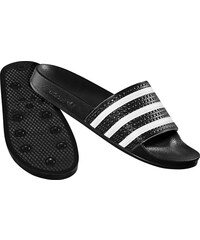 adidas Adilette Badeschuhe black1/white/black1
