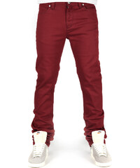 Reell Skin Stretch Jeans wine red
