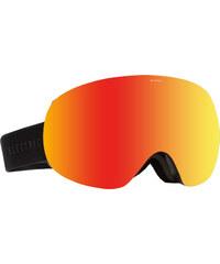 Electric Eg3 Schneebrillen Goggle gloss black/bronze/red chr