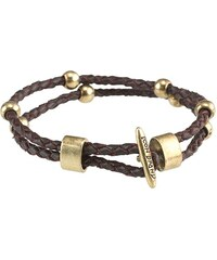 Icon Brand Dolla Sign Armband brown