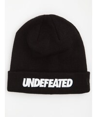 Undefeated New Era Beanie Black