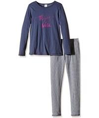 Sanetta Mädchen Zweiteiliger Schlafanzug 243531