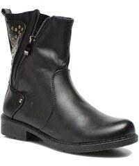 SALE - 50% - Enza Nucci - Monica - Stiefeletten & Boots für Damen / schwarz