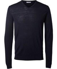 Selected V-Ausschnitt- Pullover
