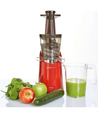 Jupiter Entsafter Juicepresso plus, 150 Watt, nutri-red