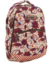 Rucksack mit Laptopfach, »Andiamo - Blumen Design«, F23?