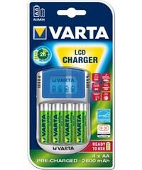 Varta Ladegerät Für AA und AAA Batterien LCD Charger
