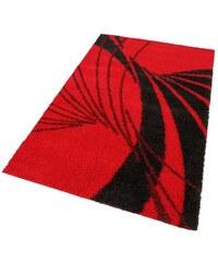 Bruno Banani Hochflor-Teppich Terry Höhe 30 mm rot 1 (B/L: 60x90 cm),2 (B/L: 70x140 cm),3 (B/L: 120x180 cm),4 (B/L: 160x230 cm),6 (B/L: 200x290 cm),7 (B/L: 240x320 cm)