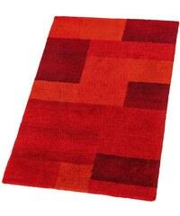Hochflor-Teppich Astra Livorno Karo Höhe 25 mm getuftet ASTRA rot 2 (B/L: 70x140 cm),3 (B/L: 90x160 cm),31 (B/L: 140x200 cm),4 (B/L: 170x240 cm)