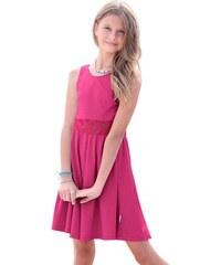 Jerseykleid Baur rosa 128/134,140/146,152/158,164/170,176/182