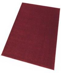 ASTRA Teppich Astra Samoa Uni gewebt rot 1 (B/L: 67x130 cm),2 (B/L: 80x150 cm),3 (B/L: 120x180 cm),31 (B/L: 140x200 cm),7 (B/L: 240x300 cm)