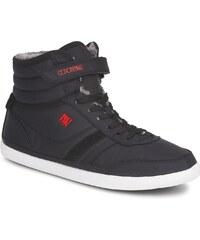 Dorotennis Chaussures BASKET PU VERNIS ATTACHE