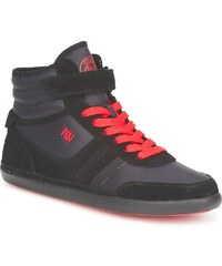 Dorotennis Chaussures MONTANTE STREET LACETS + VELCRO