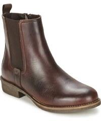 Duffy Boots 5213122-05-DARK-BROWN