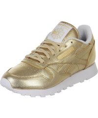 Reebok Cl Leather Spirit W chaussures lt-gold/white