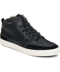 Levis Chaussures BLACK TAB MID LACE