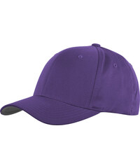 Flexfit Wooly Combed 6277 Cap purple