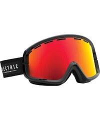 Electric Egb2 Schneebrillen Goggle gloss black/bronze/red chrome