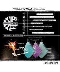 Dragon sluneční brýle sluneční brýle - Experience 2 / Jet Purple / Purple Ionized (00 Dragon
