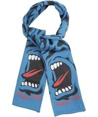 Santa Cruz Šály / Štóly šála - Screaming Camo Scarf Blue Blue (BLUE) Santa Cruz