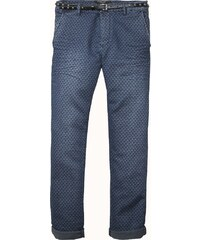 Maison Scotch New fit chino jogger in garment dyed felpa quality