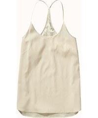 Maison Scotch Home Alone silk mix underwear singlet