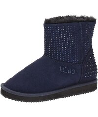 Liu Jo Boots S63077T7309 Bottines Femme Fibres Textiles