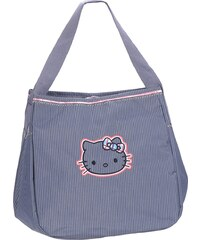 Hello Kitty Cabas HELLO KITTY TARTAN SAC SHOPPING GOUTTE D'EAU