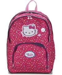 Hello Kitty Sac à dos HELLO KITTY SAC A DOS 2 COMPARTIMENTS