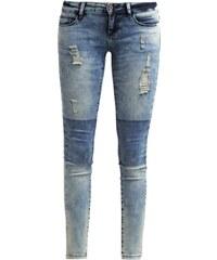 ONLY ONLCORAL Jeans Skinny Fit light blue denim