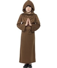 Dětský kostým Mnich Pro věk (roků) 10-12